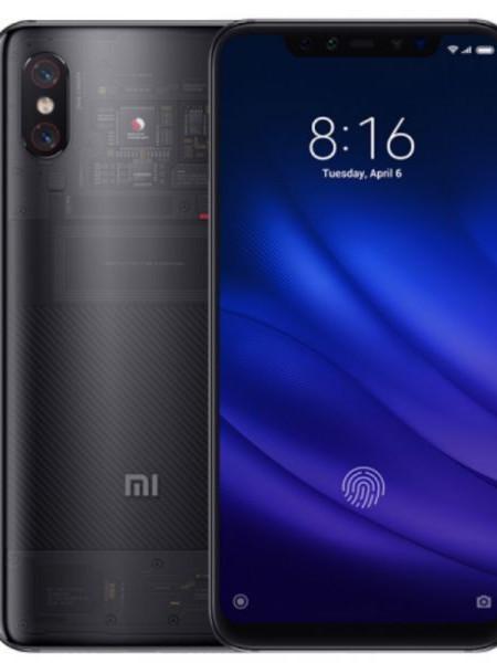 Xiaomi Mi 8 Pro Dual Sim 8GB RAM 128GB - Transparent Titanium EU