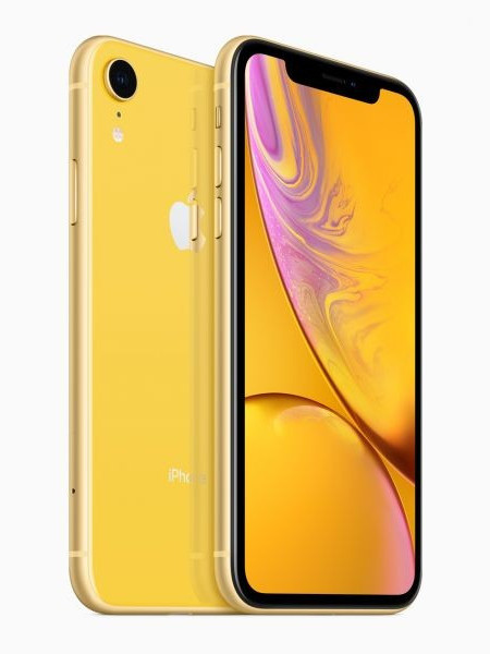Apple iPhone XR 256GB - Yellow EU