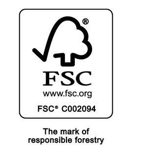 GARDENA Cabos de madeira FSC puro combisystem