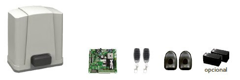 Kit Portas de correr até 500Kg silencioso SCOR24-500 AUTOMAT EASY