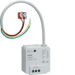 TXB692F - Actuador bin 2 canais 6A+2E encast KNX HAGER EAN:3250616048881