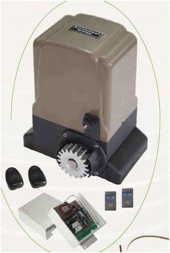 Kit Portas de correr até 800Kg SCOR800 AUTOMAT EASY