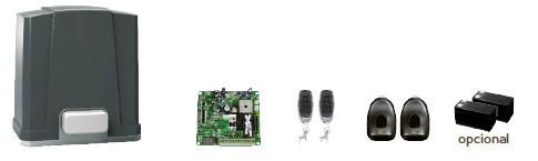 Kit Portas de correr até 800Kg silencioso SCOR24-800 AUTOMAT EASY