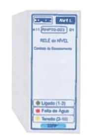 134005 Relé / Controlador de Nível NCE3 400V