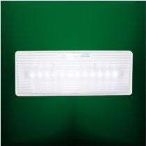 EMERGENCIA LED GR-310/12L/90 Permanente/não-permanente/LEDs-40/85lm, 90 min. Olympia Electronics
