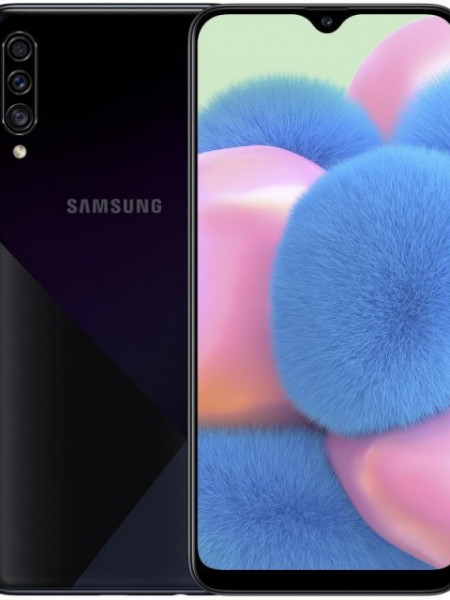 Samsung Galaxy A30S A307 Dual Sim 4GB RAM 64GB - Black EU