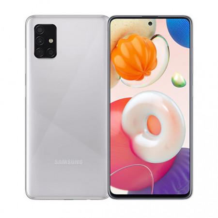 Samsung Galaxy A51 A515 Dual Sim 4GB RAM 128GB - Metallic Silver EU
