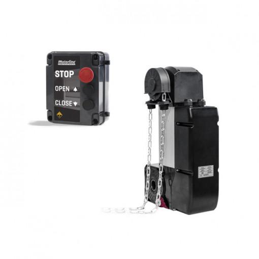 Automatismo para Portão de Tração ao Veio até 35m² - KVM115 MOTORLINE