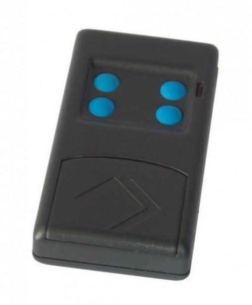 Comando para Portão CM4 4 botões c/ DIP switch AZUL ou AMARELO AUTOMAT EASY