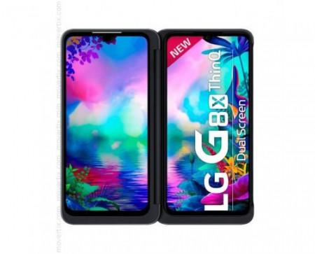 LG G8X ThinQ Dual Sim 128GB Dual Screen - Black EU