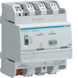 TYA661BN - Variador 1 canal 600W KNX-S HAGER EAN:3250616059368