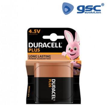 009000115 - DURACELL Plus 3R12-4.5V bolsa bateria 1 pc blister 5000394019300