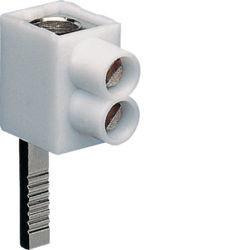 01 - KF81A - 3250613760014 Borne de ligação 1x25mm² (pont.) HAGER