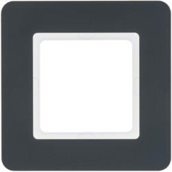 10116186 - Q.7 - quadro x1, antracite BERKER EAN:4011334481058