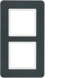 10126186 - Q.7 - quadro x2, antracite BERKER EAN:4011334481096