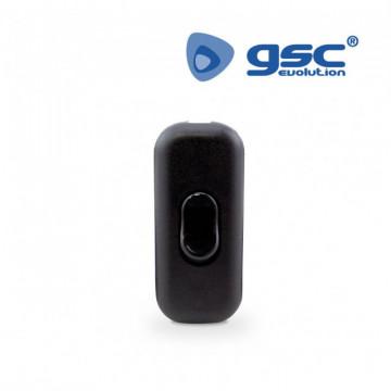 102515001 - Interruptor de etapa 6A Preto 8433373001442