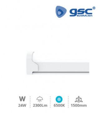 203800032 - Régua LED eletrónica T8 Kolari 24W 6500K