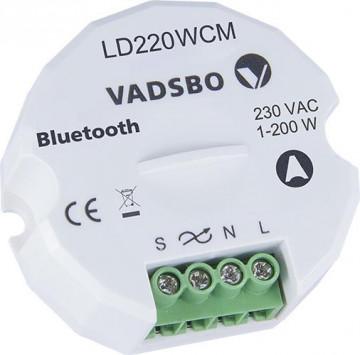 2117229.3200 - Controlador Dimmer 200W CASAMBI VADSBO - Quant. fornecida = 1 un