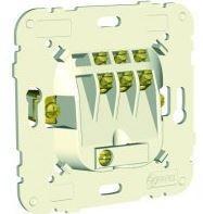 21173 - ROSETA COM 3 LIGADORES EFAPEL 5603011044923