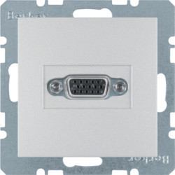 3315401404 - S.1/B.x - tomada VGA, alumínio mate BERKER EAN:4011334330288