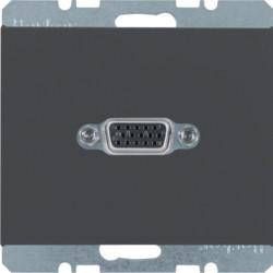 3315407006 - K.1/K.5 - tomada VGA, antrc mt BERKER EAN:4011334330325