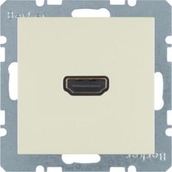 3315428982 - S.1/B.x - tomada HDMI, creme BERKER EAN:4011334341710