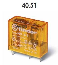 40.51.9 RELE 10A 250V FINDER