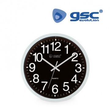 405005001 - Relógio de cozinha clássico preto 8433373024984