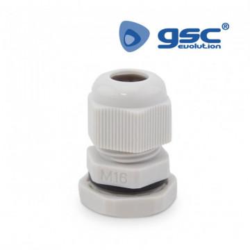 501000001 - Bolsa 5u Kit de prensa-cabo + gaxeta + porca M16 4-8mm IP68 8433373022423