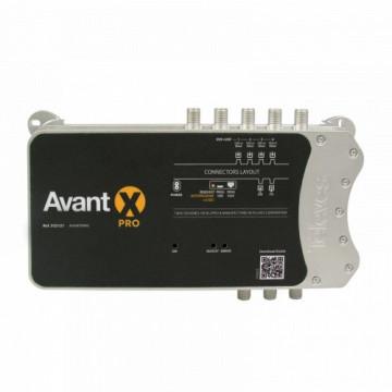 532121 - TELEVES - Avant X Pro com Auto-LTE: Amplificador Programável com Processamento / Filtragem Digital (32 Filtros)