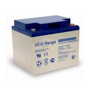 Bateria de Gel 12V 45Ah (197 x 165 x170 mm) - Ultracell