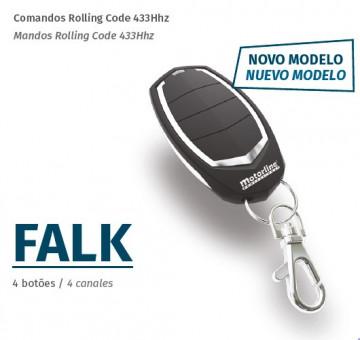 MOTORLINE COMANDO FALK PRETO