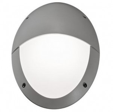 75408 Beghelli Luminária Beghelli Ellips E27 Cinzento IP66