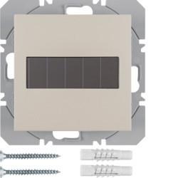 85655182 - S.1 - BP simples, solar, KNX RF, creme BERKER EAN:4011334369356