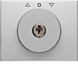 BERKER - 1079720300 - K.1/K.5 - int.rot. chave estores, alum 23
