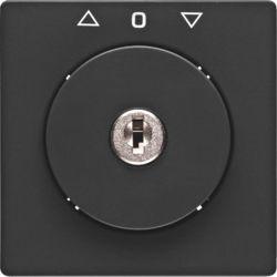 BERKER - 1081608600 - Q.x - interr.rot.chave estores, antc 23