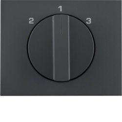 BERKER - 1088710600 - K.1/K.5 - botão rotativo 2-1-3, antrc mt 23