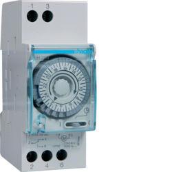 EH209 - Interr. hor. 1 canal básico 24h s/res 2M HAGER EAN:3250612282098