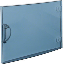 GP118T - Porta transparente p/GD118 HAGER EAN:3250612963614
