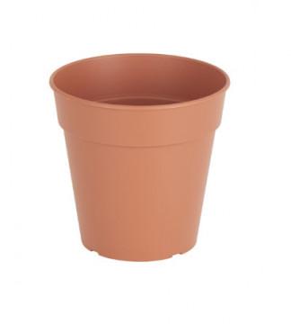 HORTA E JARDIM - 2370 - Vaso Produção Madagascar 15cm Terracota Artevasi