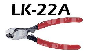 LK-22-A ALICATE CORTE AL/CU MAX 22MM2