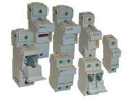 OMNIUM ELECTRIC - OPU3125 - BASE DE FUSIVEL 3 POLOS 22X58MM 10-125A