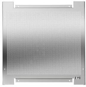 Placa Perfurada de Montagem 400x400mm, Separação da parede 19mm