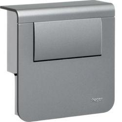 SL200809LEDD1 - Sup. SL LED c/ transf. 30W, alumínio HAGER EAN:4012740980296
