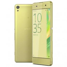 Sony Xperia XA Dual F3112 16GB LTE - Lime Gold EU