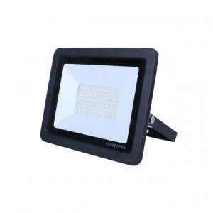 VG-100F120-NG - PROJETOR IP65 LED 100W, 110-220V (50/60HZ), 120º, 6000K, PT OMNIUM ELECTRIC