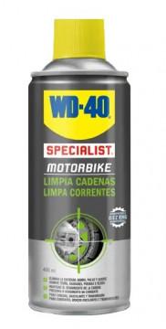 WD40 WD40 SPECIALIST MOTORBIKE LIMPA CORRENTES 400ML