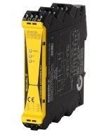Weidmuller SCS 24VDC P2SIL3ES (emergency off relay / Fire & Gas - EN 50178, EN 61000, EN 61326-3-2, EN 50156 DIN EN 61508, EN ISO 13849-1 (P L e) 1319280000
