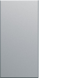 WXF688T - gallery 1M Obturador, alumínio HAGER EAN:3250617191340