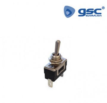 001105511 - Bolsa 5u Switch SPST unipolar 15A 8433373055117